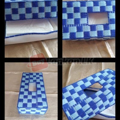 Plastic Canvas Tissue Box