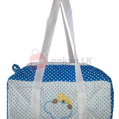 Small Bear Blue Bag