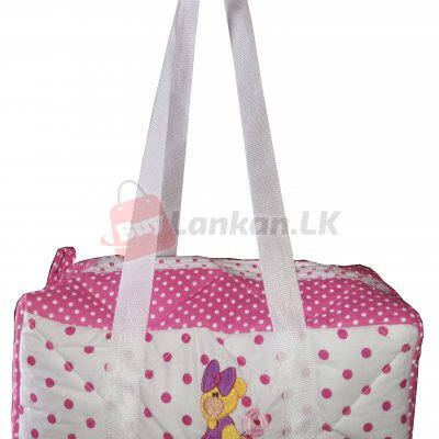 Small Bear Pink Bag